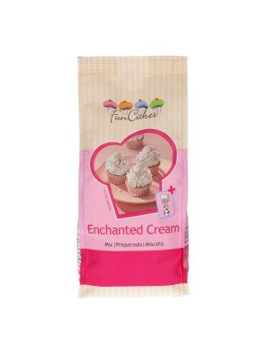 FunCakes Enchanted Cream - Helppokäyttöinen kuorrutesekoitus