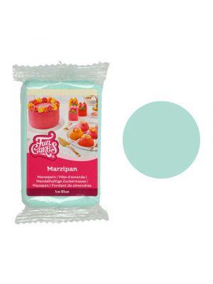 FunCakes Marzipan Ice Blue - Jäänsininen marsipaani, 250g.