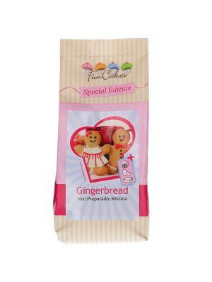 FunCakes Gingerbread Mix - Piparkakku-seos, 500 g.
