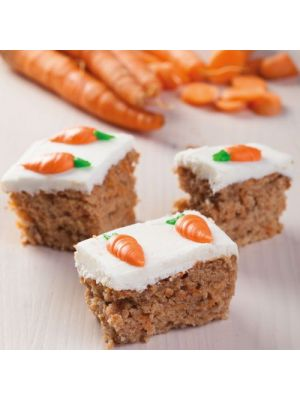 FunCakes Sugar Decoration Carrots - Sokerikoristeet porkkanat, 16 kpl.