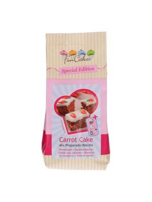 FunCakes Carrot Cake Mix - Porkkanakakku-seos, 500 g.
