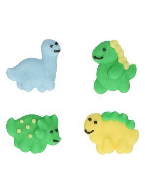 FunCakes Sugar Decoration Dino - Dinosaurus sokerikoristeet, 8 kpl.