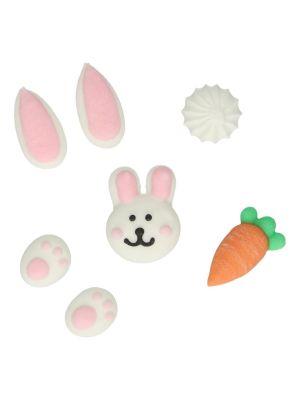FunCakes Sugar Decoration Easter - Sokerikoristeet Pääsiäinen.
