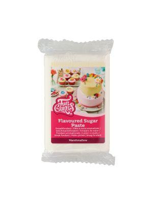 FunCakes vaahtokarkin makuinen sokerimassa/fondantti, 250g.