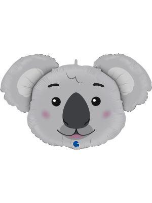 Koala foliopallo.