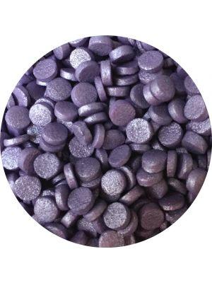 Scrumptious Glimmer Confetti Violet - Violetti konfetti-koristerae.