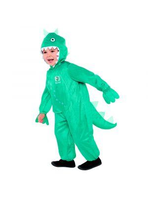 Pipsa Possu - sarjasta Herra Dinosaurus naamiaisasu lapsille.