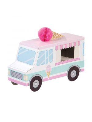 Pöytäkoriste - Jäätelöauto