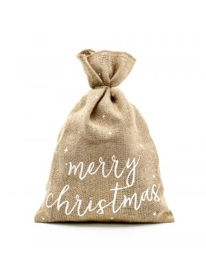 Pieni Joulupukin säkki, Merry Christmas, Juuttia
