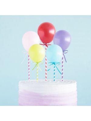 Kakkukoriste Mini ilmapallot