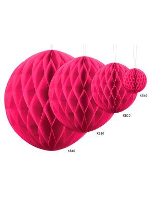 Honeycomb Fuksia
