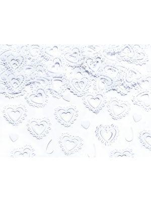 Sydän-konfetit, 15g.