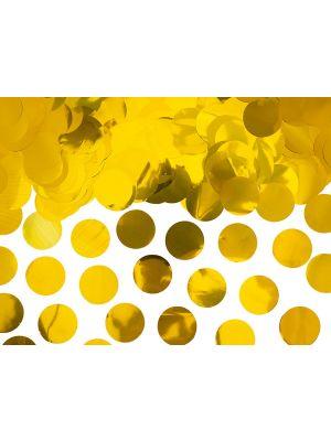 Kultaiset konfetit, 15 g.
