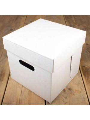 FunCakes kakkulaatikko 25 x 25 x 25 cm.