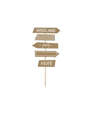 Koristetikku - Woodland