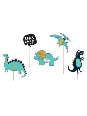 Koristetikut - Dinosaurukset