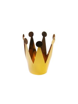 Isot kultaiset kruunut, 3 kpl.