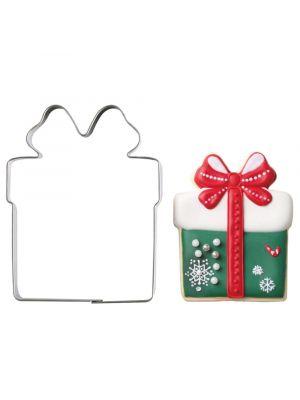 Muotti - Lahjapaketti, Joulupaketti 7,5cm