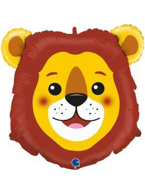 Leijona foliopallo.