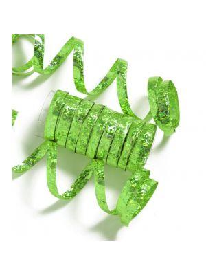 Upea vihreä hologrammi serpentiini.