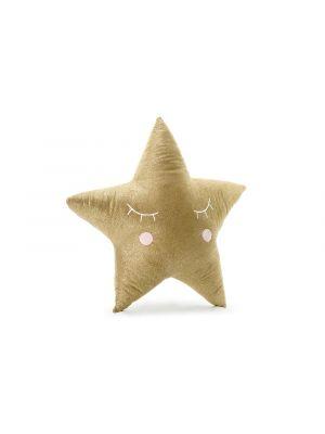 Koristetyyny tähti.