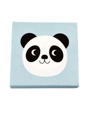 Panda servetit, 20 kpl.