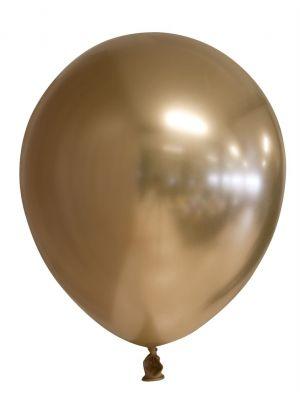 Kromi-ilmapallot, kulta, 6 kpl.