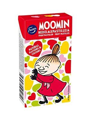 Fazer - Moomin pastillirasia, 40g