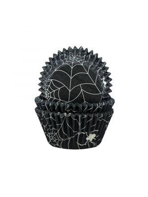 Muffinivuoat Hämähäkinverkko, 75kpl