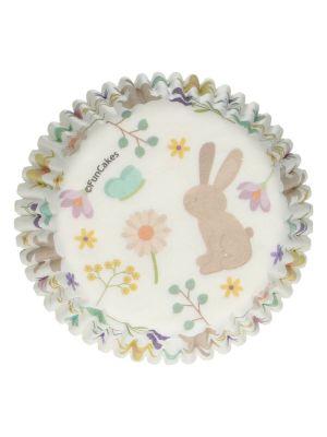 Fun Cakesin tekemät keväiset muffinivuoat, 48 kpl.