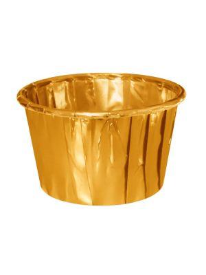 Kultaiset folio-muffinivuoat, 20 kpl.