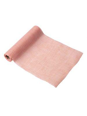 Kaitaliina musliinikangas - Vaaleanpunainen, 28x500cm