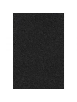 Musta muovi pöytäliina, 137 x 274 cm.
