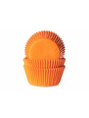 Oranssit muffinivuoat, 50 kpl.