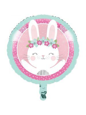 Birhtday Bunny foliopallo.