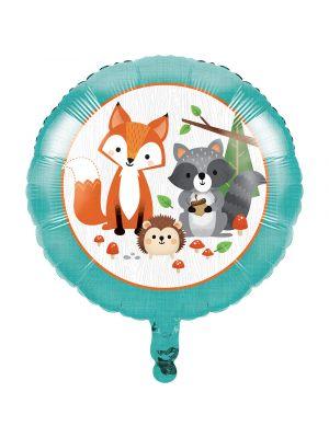 Foliopallo metsäneläimet, 45 cm.