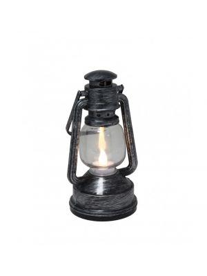 Pieni koristeellinen LED lyhty joka toimii paristolla (paristo sisältyy).