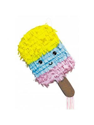 Suloinen jäätelö-pinjata.