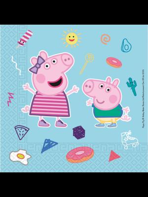 Pipsa Possu - Peppa Pig lautasliinat, 20 kpl.