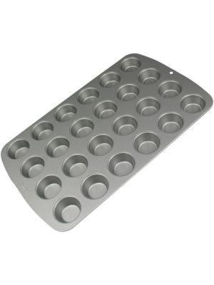 PME:n muffinipelti hiiliteräksestä non-stick pinnoitteella, 6 kpl.
