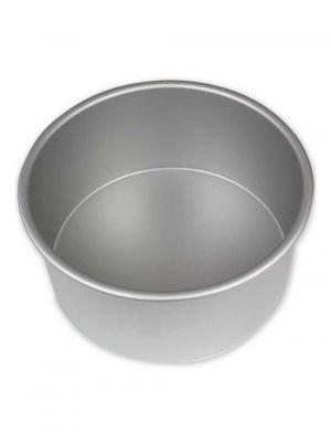 PME:n kakkuvuoka anodisoidusta alumiinista, 20 x 7,5 cm.