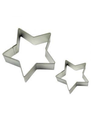Keksimuotti - Tähdet, 2kpl