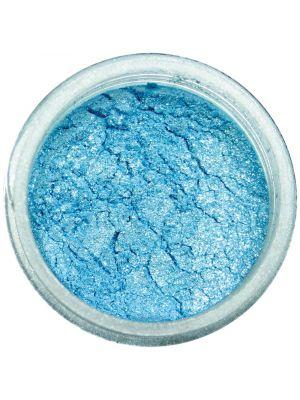 PME Topaz Twinkle Lustre Powder - Sininen kimallejauhe, 2 g.