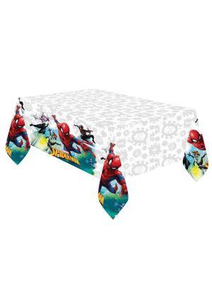 Paperipillit Spiderman kuviolla, 4 kpl.
