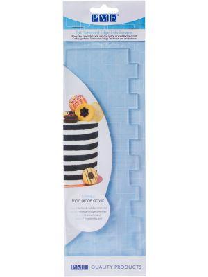 """PME koristeluraappa - """"Stripes"""", 25,5 x 8 cm."""