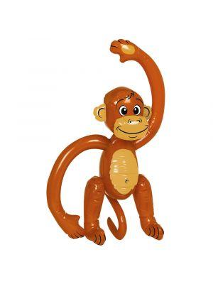 Puhallettava apina.