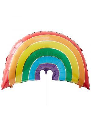 Folioilmapallo Rainbow
