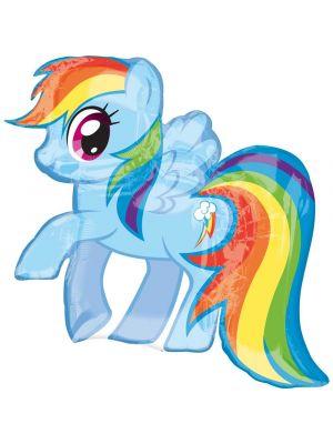 Satenkaari Poni -foliopallo. My Little Pony.