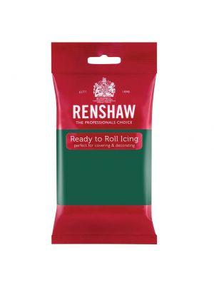 Renshaw Ready to Roll Icing Emerald Green - Metsänvihreä sokerimassa, 250g.