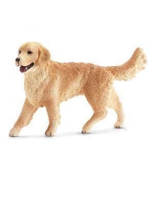 Schleich koira Kultainennoutaja Narttu, 7,5cm